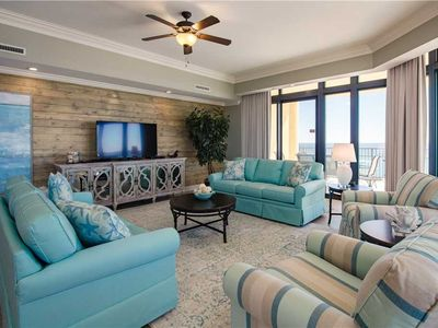 Photo for Phoenix West II 1901: 4 BR / 4.5 BA condo in Orange Beach, Sleeps 14