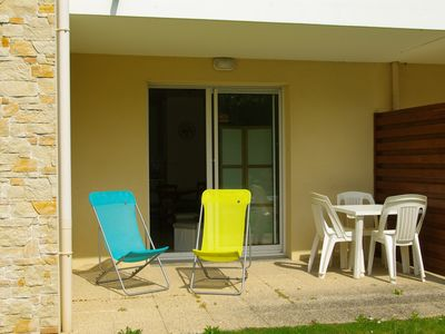 Photo for Sunny recent apartment in a nice residence