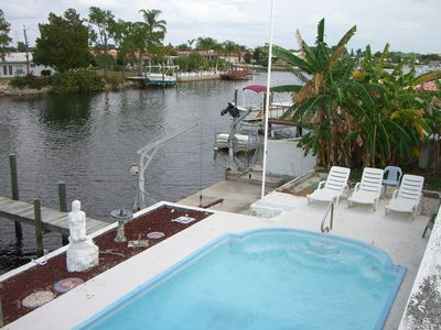Photo for Waterfront. Heated Pool. Dock, Fishing, Kayaks, Bikes,