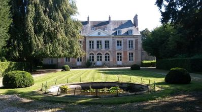 Photo for Romantic stay in a castle near the sea in Normandy