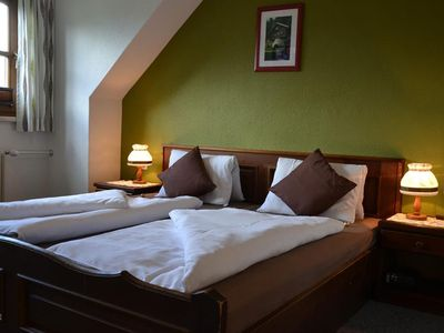 Photo for Double room Gensgitsch - Bacher, guest house