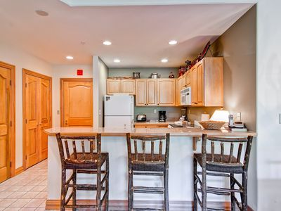 Photo for This third floor, two-bedroom plus den, two-and-a-half bath residence is a wonderful choice for coup
