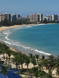 Photo for Best Penthouse ocean view in San Juan....