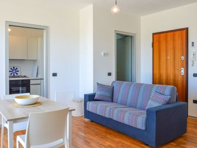 Photo for Elegant and refined Studio in Residence in front of the beaches of Torre Lapillo.
