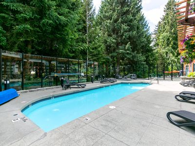 Photo for $99/night Whistler Alpenglow pool hot tub gym sauna cable TV WIFI parking
