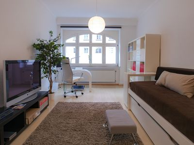 Photo for Youthful old apartment in an ideal location Kassel