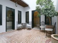 Ideally situated in central Marrakech