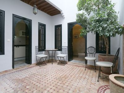 Photo for rent riad in exclusive place jemma el fna