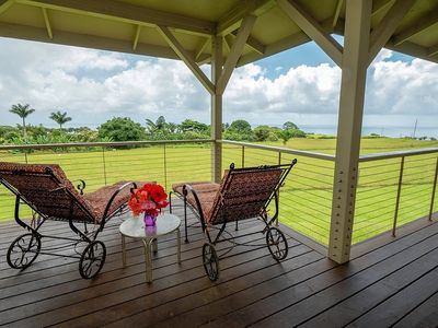 Photo for PROMOTION NEW BNB Hilo Orchard Farm with River and Animals