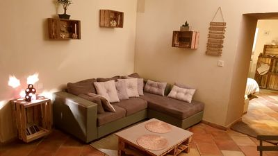 Photo for Homerez last minute deal - Nice apt in Grambois and Wifi