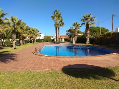 Photo for Airy three-bedroom apartment in Cabo de Palos
