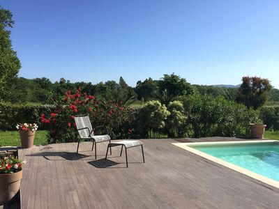 Photo for CHARMING HOUSE GRIMAUD - Saint Tropez Bay