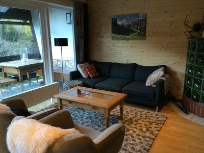 Photo for Comfortable house near lift and slopes
