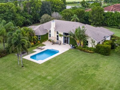 Photo for Amazing property located golf/cart distance to all equestrian venues