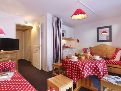Photo for Apartment Vega in Risoul 1850 - 4 persons, 1 bedrooms