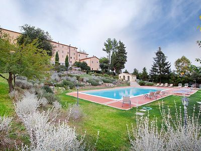 Photo for Apartment Le Grazie  in Amelia, Umbria - 11 persons, 5 bedrooms
