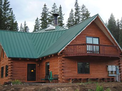 Photo for Exclusive Custom Log Home
