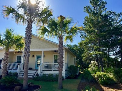 Photo for Beautiful BEACH HOME-Furnished /3 blocks to the beach/4 Miles to Pier Park