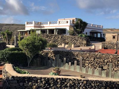 Photo for Charming Country house  Haría, Lanzarote