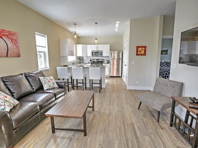 Photo for Brand New Downtown BV Condo w/ Patio & Mtn Views