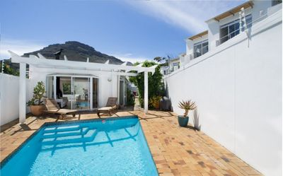 Photo for A modern 3 bedroom home with private pool located in a secure complex.