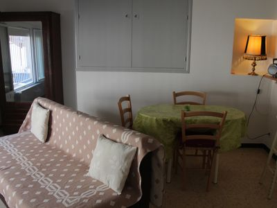 Photo for F3 75m + Garage 25m near Perpignan Theater of the Archipel for rent in August
