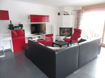 Photo for Apartment Carminoir 9 in Ovronnaz - 6 persons, 3 bedrooms