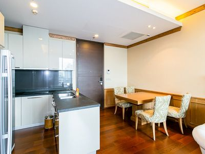 Photo for 【Quattro by Sansiri; Condo】∎2BR∎F/FURN∎BTS Thong Lo