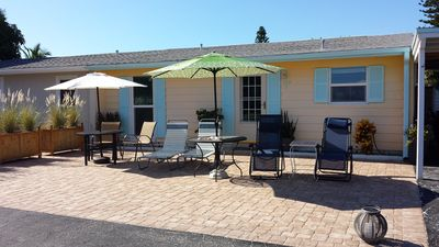 Photo for Beach Escape to Longboat Key, Waterfront Sunrises/Sunsets, Gulf Beach Access