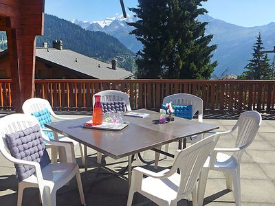 Photo for Apartment Rousserolles 4 in Verbier - 10 persons, 4 bedrooms