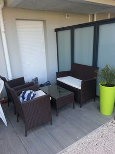 Photo for T3 fully equipped, private terrace Marseille 12th