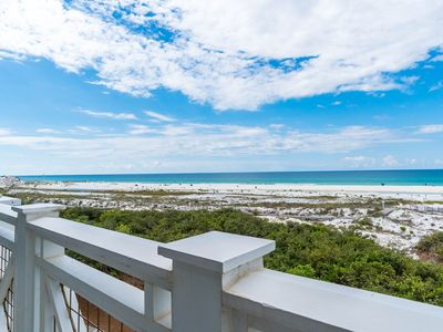 Photo for Executive Access Home! Top Floor Gulf Front Condo! Amazing Views!