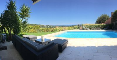 Photo for Villa at the heart of the French Riviera