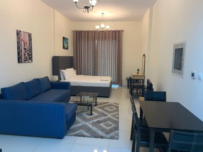 Photo for Roomy Studio Apartment in Elite Residences 1- Sports City (12)