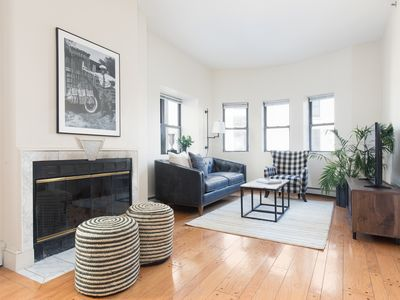 Photo for Sleek 2BR in Financial District by Sonder