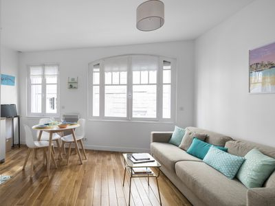 Photo for L'Archipel - One Bedroom Apartment, Sleeps 4
