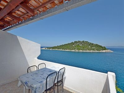 Photo for Apartments and Rooms Barbara (53781-A1) - Zaklopatica - island Lastovo