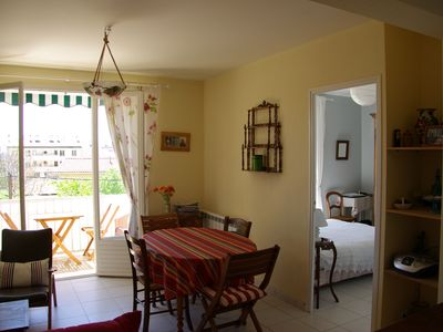 Photo for NICE T3 - VERY BRIGHT IN SMALL QUIET RESIDENCE