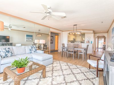 Photo for Incredible Oceanfront Condo in Wrightsville Beach