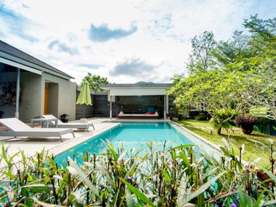 Photo for Tranquil 3 bedroom Pool Villa in Golf Course
