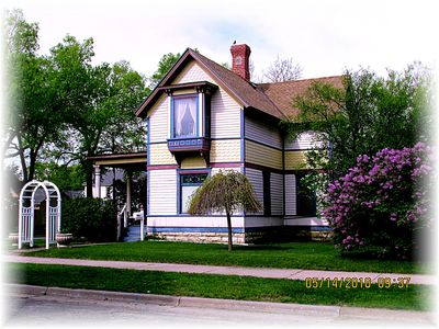 Photo for The Historic A.C. Carter House - River Romance on the La Crosse Historical Tour!