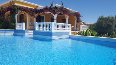 Photo for The BougainVilla is privately situated and an absolute jewel in the Algarve.