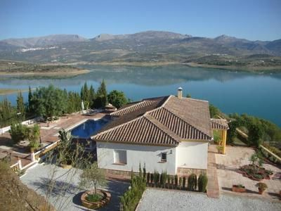 Photo for Holiday house Viñuela for 8 - 10 persons with 4 bedrooms - Farmhouse
