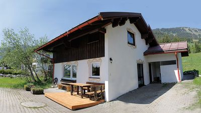 Photo for Beautiful detached holiday home in Balderschwang in the Allgäu.