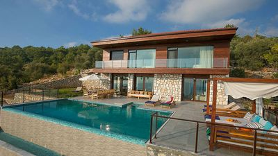 Photo for Casa Bodamya Duo 4 bedroom villa located in Islamlar offering peace and quiet