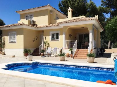 Photo for Beautiful Villa, Sleeping up to 6 guests with Private Pool and WiFi Access