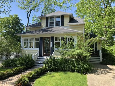 Photo for Welcome to Ros Na Cille - Charming 5 Bedroom Home in Downtown Saugatuck