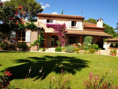 Photo for VERY NICE PROVENÇALE HOUSE, VERY COMFORTABLE,