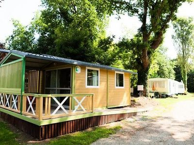 Photo for Camping Beach *** - Chalet PMR 3 Rooms 2/4 People