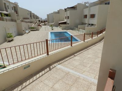 Photo for 3 bed Los Cristianos Luxury Triplex Villa, pool & Jacuzzi can sleep 4-6 adult